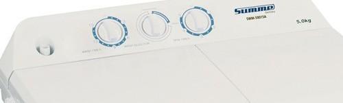 半自動洗衣機