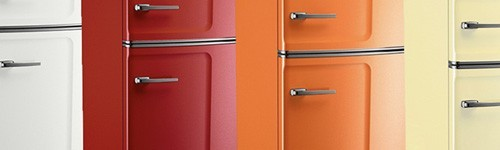 Free Standing Refrigerators