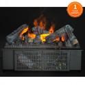 Dimplex 英國電力寶  CAS600NH 嵌入式火爐